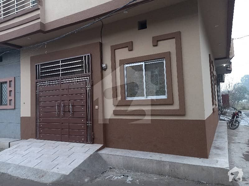 2.5 Marla Double Storey House For Sale In Moeez Town Lahore