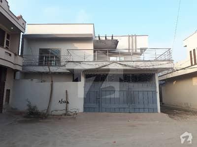 خان پور بائی پاس خانپور میں 6 کمروں کا 8 مرلہ مکان 1.15 کروڑ میں برائے فروخت۔