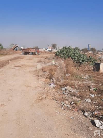 آئی ۔ 12 اسلام آباد میں 8 مرلہ رہائشی پلاٹ 1.07 کروڑ میں برائے فروخت۔