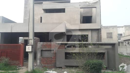 16 Marla Double Storey House Structure For Sale