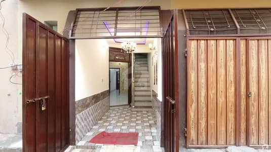 2 Marla Brand New Double Storey House Is Available For Sale In Lalazar Garden Lahore