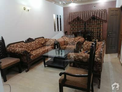 5 Marla Fully Furnished House Available For Rent