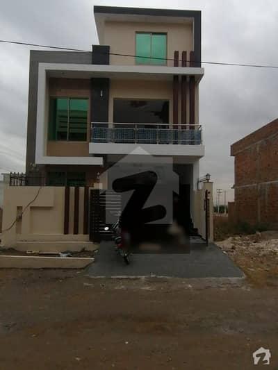 آئی ۔ 14/1 آئی ۔ 14 اسلام آباد میں 4 کمروں کا 6 مرلہ مکان 1.7 کروڑ میں برائے فروخت۔