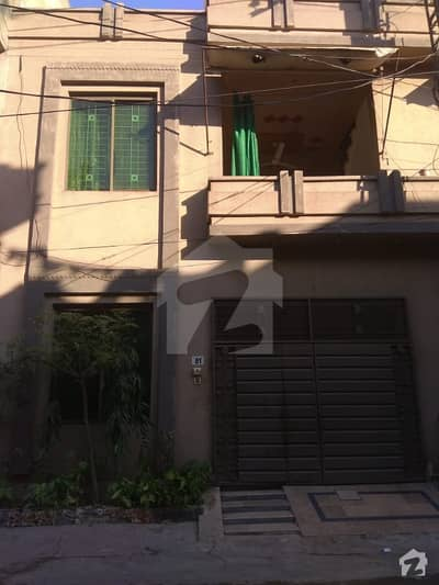 5 Marla Double Storey House For Sale On 30feet Road