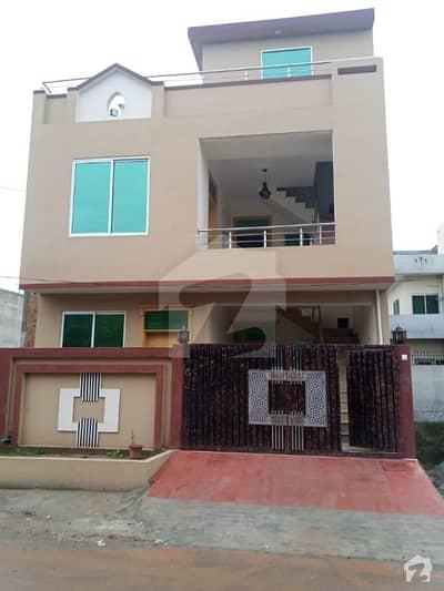 5 Marla Double Storey House For Sale In Block H Soan Garden Islamabad