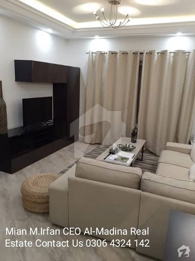 Brand New Apartment For In Gulberg Facing Gaddafi Stadium Ground VIP Location