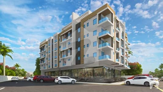 973 Square Feet Flat Available In Gadap Town For Sale