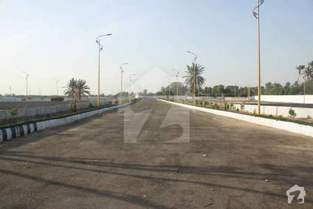 Residential Plot Is Available For Booking In Malir Town Residency Phase 2 (Extantion)