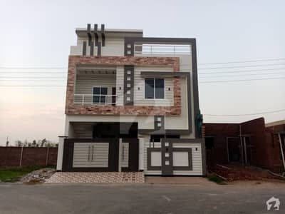 House Is Available Located In Madina Block