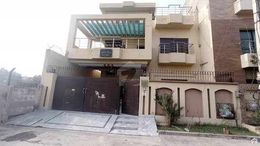 Ideally Located House Of 10 Marla Is Available For Sale In Pak Arab Society Phase 1 - Block C