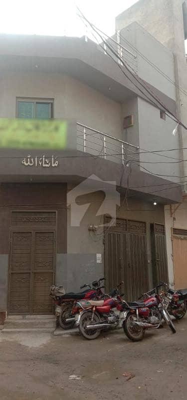 شیر شاہ کالونی بلاک اے شیرشاہ کالونی - راؤنڈ روڈ لاہور میں 3 کمروں کا 3 مرلہ مکان 75 لاکھ میں برائے فروخت۔