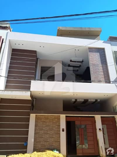 Brand New House For Sale In Gulistanejauhar Block3a