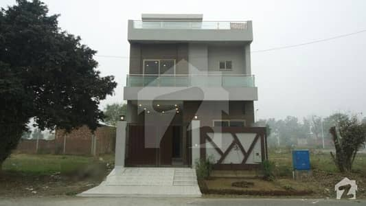 Buy A Centrally Located 5 Marla House In Bankers Avenue Cooperative Housing Society