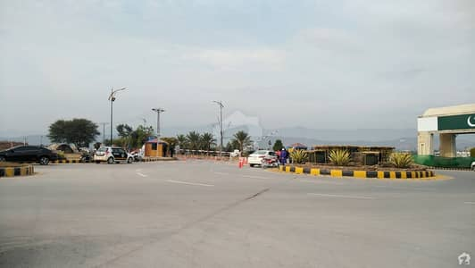 Sector F1 8 Marla Plot For sale In Bahria Enclave Islamabad
