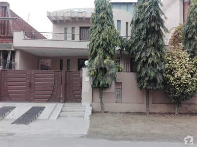 House For Sale In Beautiful Wapda Town