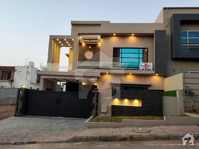 10 Marla Luxury Brand New Double Unit House In The Most Secure Locality In Bahria Greens Overseas Sector 5 Rawalpindi