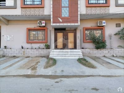 Ground Floor Corner Main Road Pair Portion Is Available For Sale