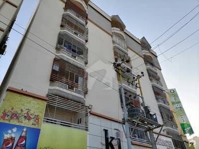 5th Floor Flat Is Available For Sale