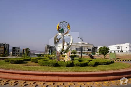 Sector J 8 Marla Plot For Sale In Beautiful Location Bahria Enclave Islamabad