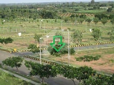 Balloted Plot For Sale Dha Phase6 Sector A