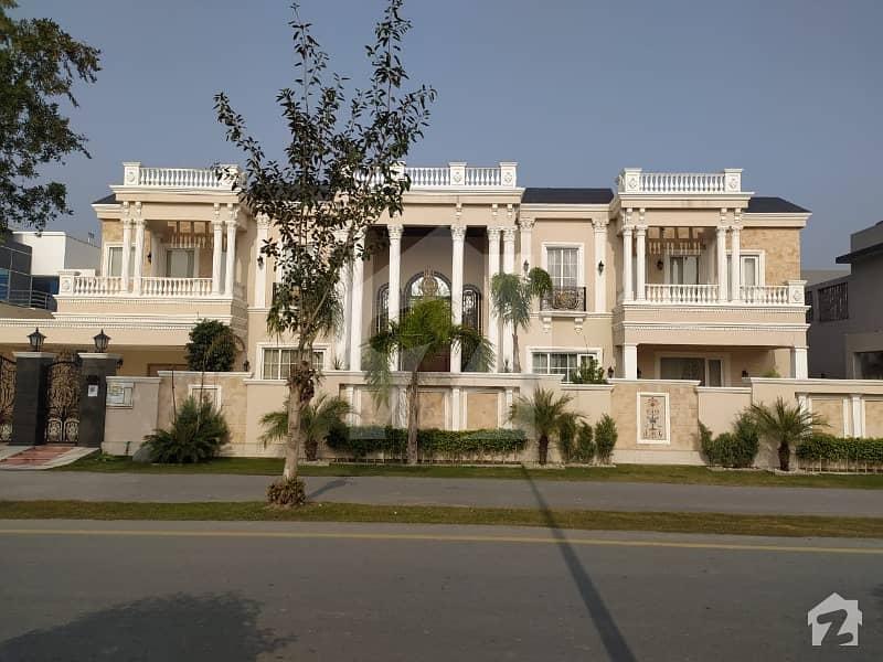 ڈی ایچ اے فیز 5 - بلاک بی فیز 5 ڈیفنس (ڈی ایچ اے) لاہور میں 6 کمروں کا 2 کنال مکان 22 کروڑ میں برائے فروخت۔