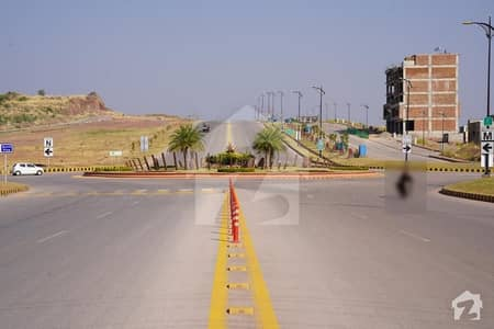 Sector C2 10 Marla Boulevard General Plot For sale In Bahria Enclave Islamabad