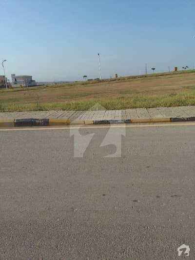 100 Confirm Sector C 1 Kanal Blvd  Corner Beautiful Level Plot For Sale