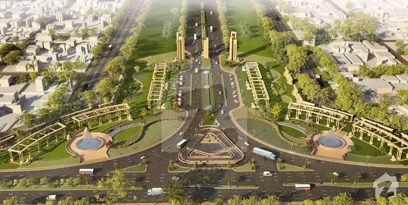 کیپٹل سمارٹ سٹی راولپنڈی میں 2 کمروں کا 4 مرلہ فلیٹ 37.5 لاکھ میں برائے فروخت۔