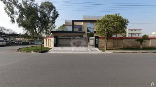 Ideal House Is Available For Rent In NFC 1 - Block A (NW)