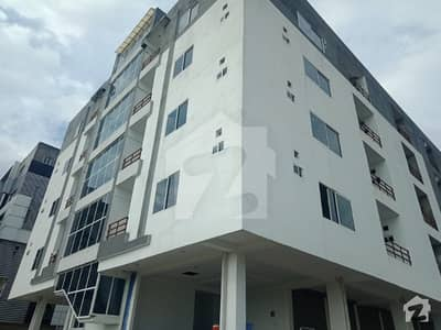 Flat Of 555  Square Feet In F-17 For Rent