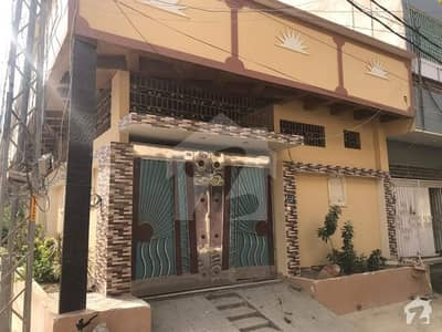 1818  Square Feet House In Korangi Is Available
