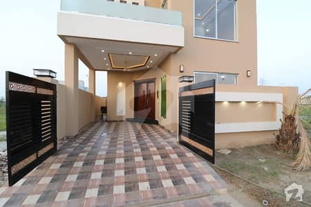 5 Marla Brand New Modern Designer Bungalow For Sale Near To Park In Dha Phase 9 Town Lahore