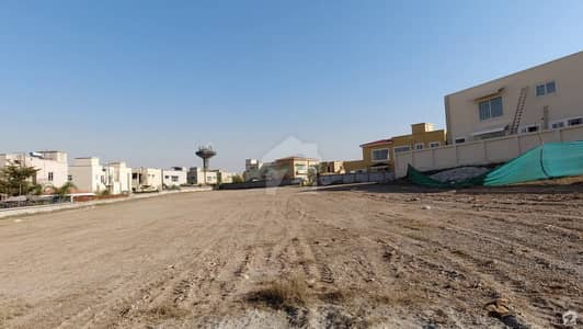 Bahria Garden City Zone 1 25 Marla Height Front Open Plot Available