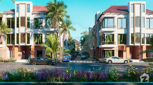 5 Marla Apartment Available On Friendly Installments In Alkabir Town Phase 3