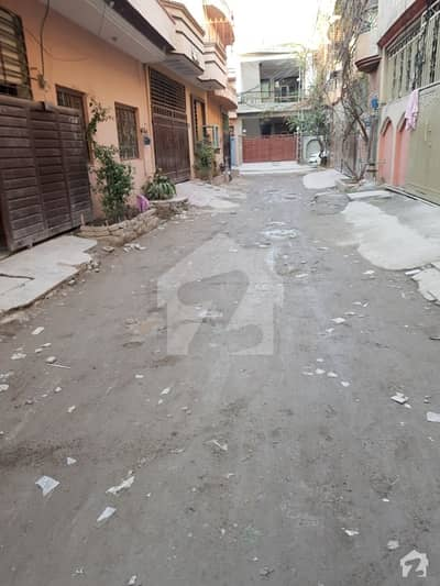 A Good Option For Sale Is The House Available In Bostan Valley In Rawalpindi
