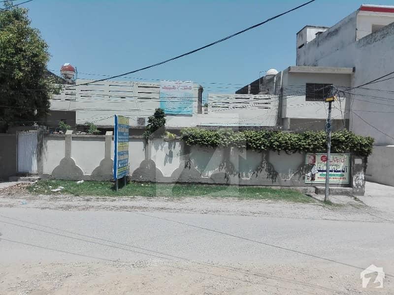 الہ آباد روڈ راولپنڈی میں 4 کمروں کا 1 کنال مکان 7.5 کروڑ میں برائے فروخت۔
