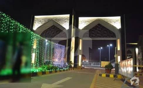 5 Marla Plot With Possession At Main Boulevard Pak Arab Society