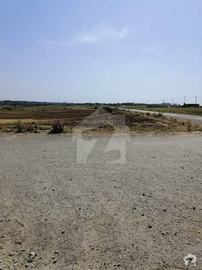 I 12 3 Corner Plot For Sell By 50 Feet Road Size 25x50
