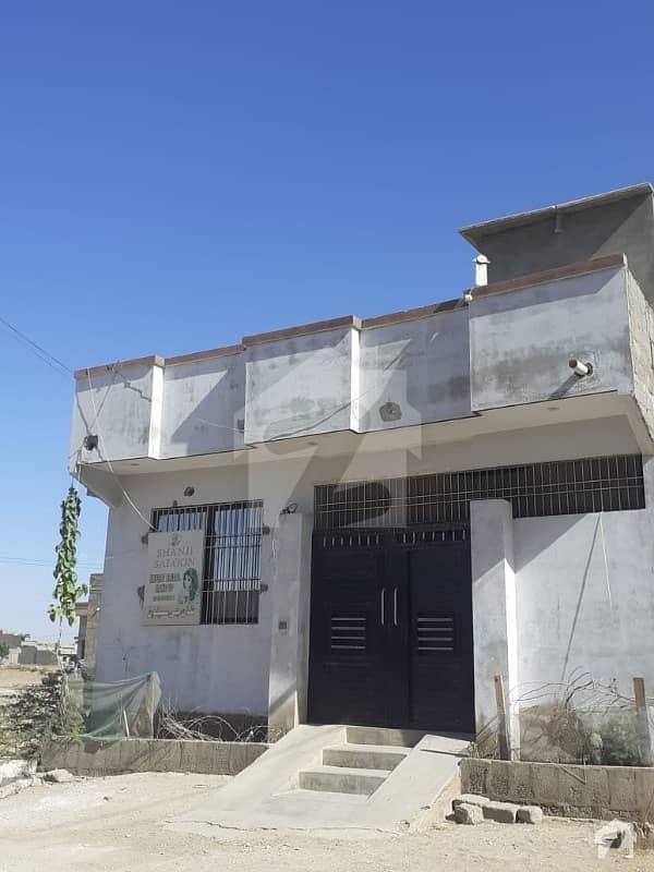 گلشنِ معمار گداپ ٹاؤن کراچی میں 2 کمروں کا 5 مرلہ بالائی پورشن 50 لاکھ میں برائے فروخت۔