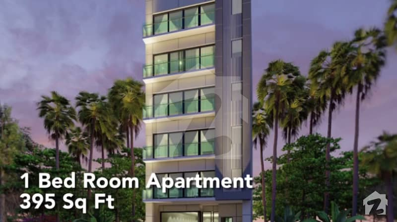 Apartment Available For Sale At Outclass Location