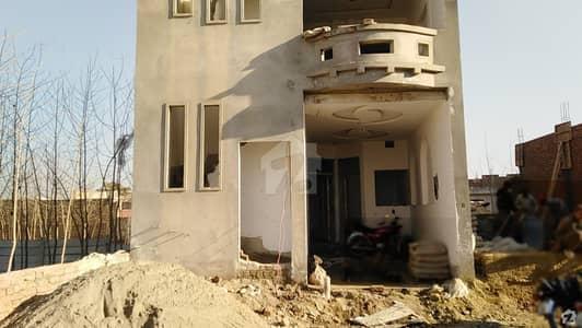 ورسک روڈ پشاور میں 4 کمروں کا 3 مرلہ مکان 75 لاکھ میں برائے فروخت۔