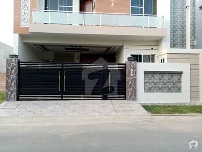 جیون سٹی - فیز 4 جیون سٹی ہاؤسنگ سکیم ساہیوال میں 7 مرلہ مکان 1.45 کروڑ میں برائے فروخت۔