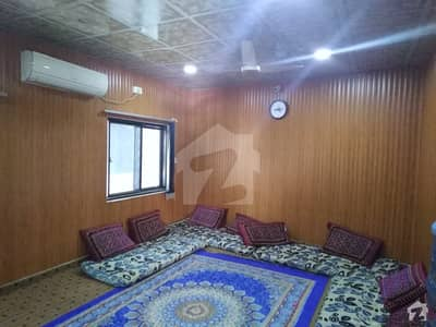 Flat Of 3 Marla In Charsadda Road For Rent