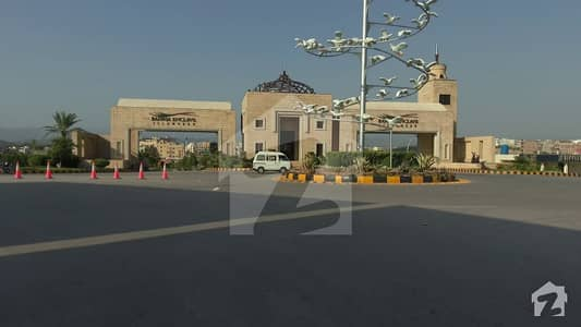 Well-Located 1-Kanal Residential Plot For Sale In Bahria Enclave Sector C3 Islamabad