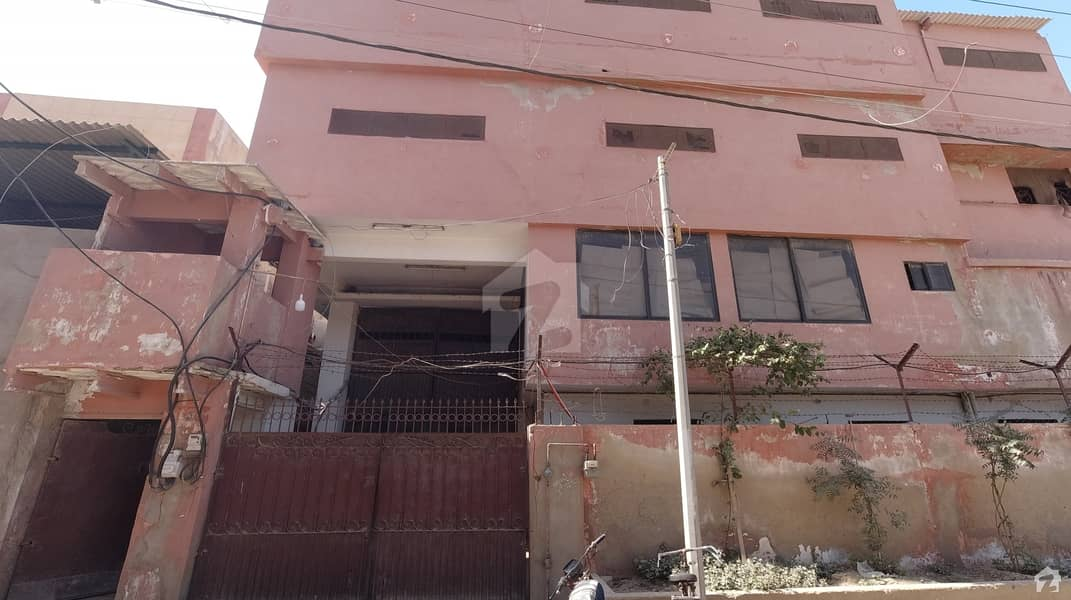 Factory Is Available For Sale In Korangi