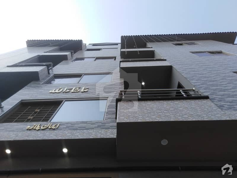 Ideal Flat Is Available For Sale In Bastami Road