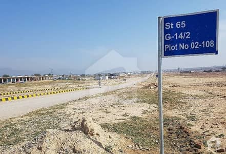G-14/2 30 X 60 Sq Ft Residential Plot In Family Friendly Community Islamabad