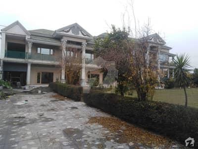 حیات آباد فیز 2 - جی1 حیات آباد فیز 2 حیات آباد پشاور میں 7 کمروں کا 4 کنال مکان 20 کروڑ میں برائے فروخت۔