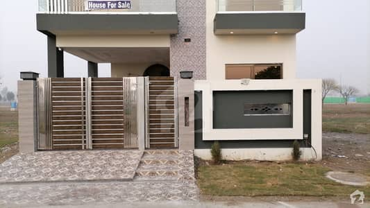 5 Marla Double Storey House For Sale In DHA Rahber Block P
