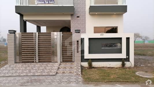 ڈی ایچ اے 11 رہبر لاہور میں 3 کمروں کا 5 مرلہ مکان 1.3 کروڑ میں برائے فروخت۔